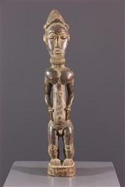 Statues africainesStatuette Blolo Bian Baoulé