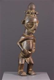 Statues africainesStatuette Yiteke Yaka