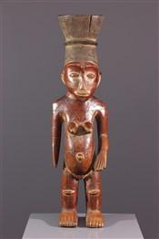 Statues africainesFigure féminine Mangbetu