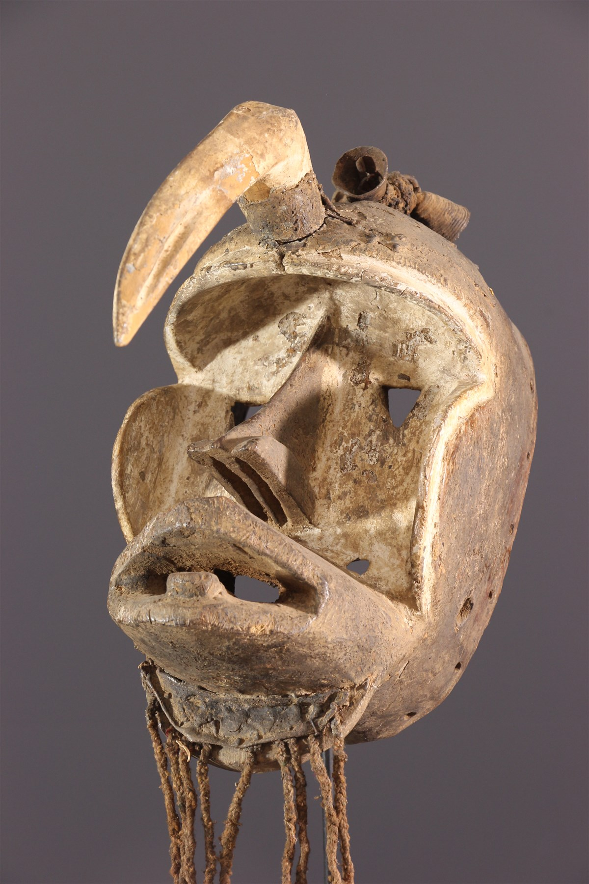 Masque Dan Kran - Art africain