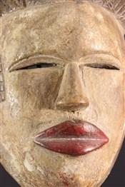 Masque africainMasque facial Ogoni