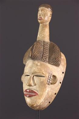 Masque facial Ogoni