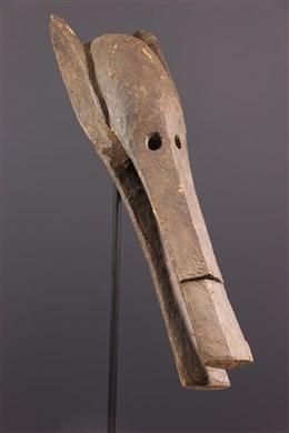Masque zoomorphe Bamana du Kono