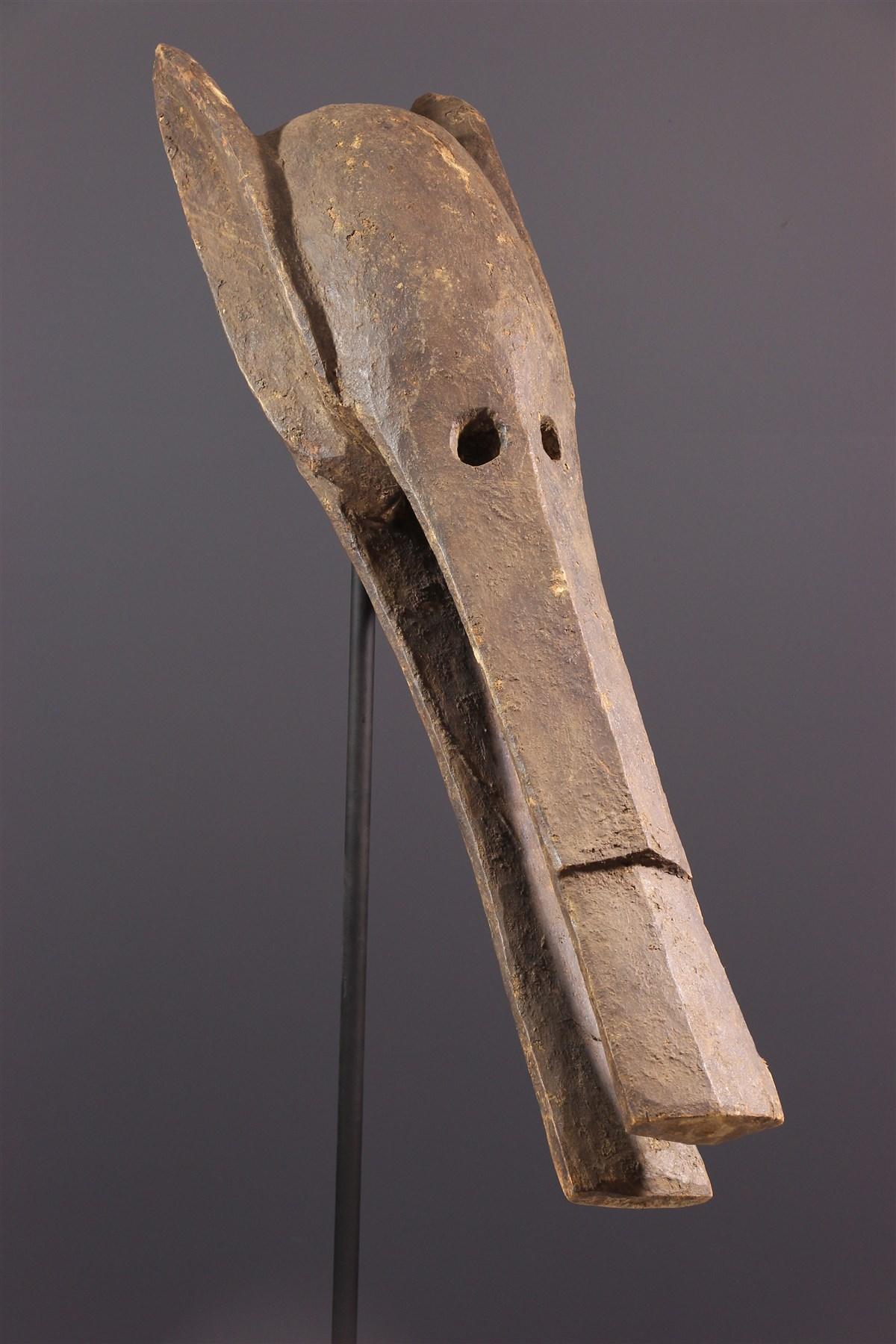 Masque Bamana du Kono - Art africain