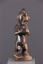 Statues africainesStatuette cultuelle Yiteke Yaka