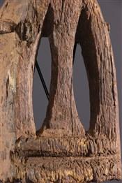 Masque africainMasque singe Dogon