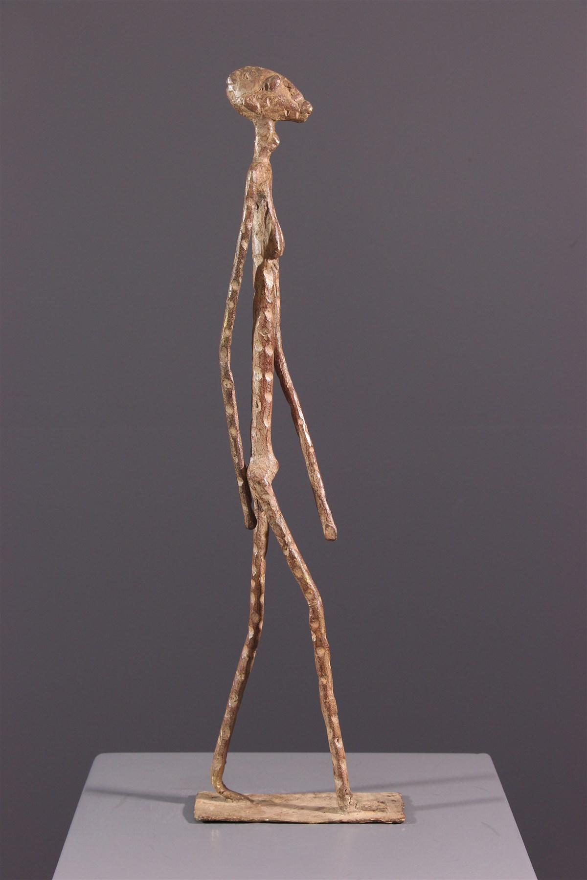Figure d'ancêtre primordial Dogon - art africain