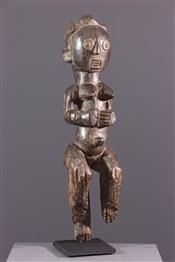 Figure de reliquaire Fang Byéri