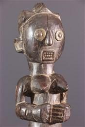 Statues africainesFigure de reliquaire Fang Byéri