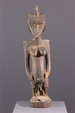 Statue Dyonyeni, Nyeleni, Bambara