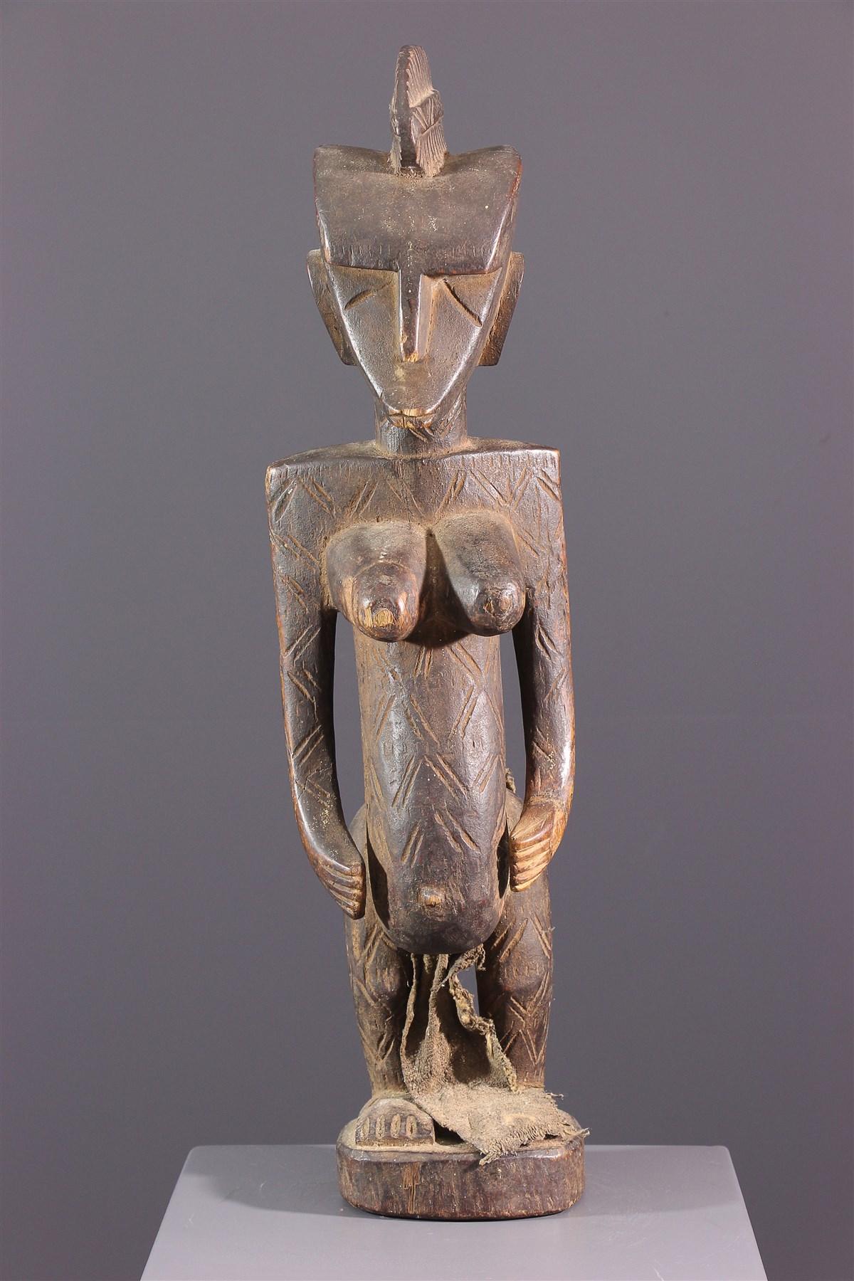 Statue Dyonyeni, Nyeleni, Bambara - art africain
