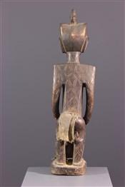 Statues africainesStatue Dyonyeni, Nyeleni, Bambara