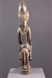 Statues africainesCavalier Elesin Yoruba