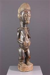 Statues africainesStatue Baoulé Blolo Bia