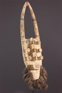 Masque facial Grébo Krou