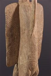 Statues africainesStatue calao du Setien Senoufo