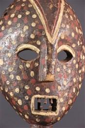 Masque africainMasque Kumu, Komo