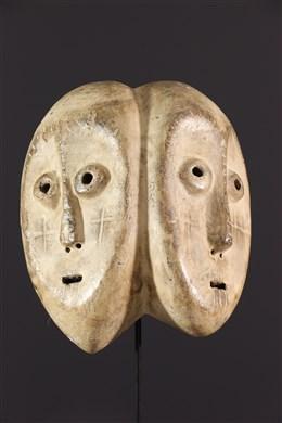 Masque Lega janiforme Idumu
