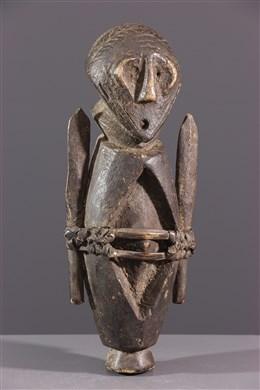 Figure de culte Mani-Yanda, Zandé