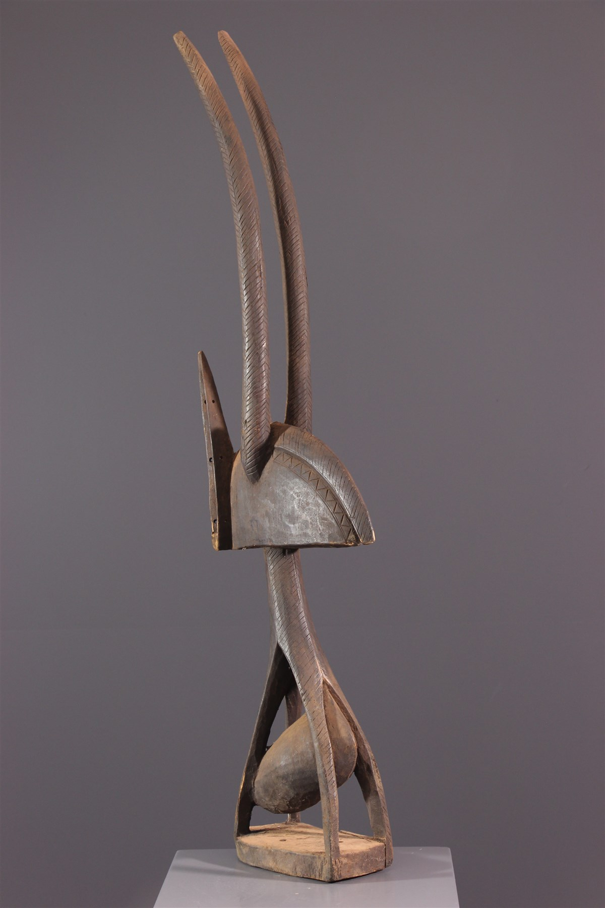 Cimier Ci  Wara Bamana - art africain