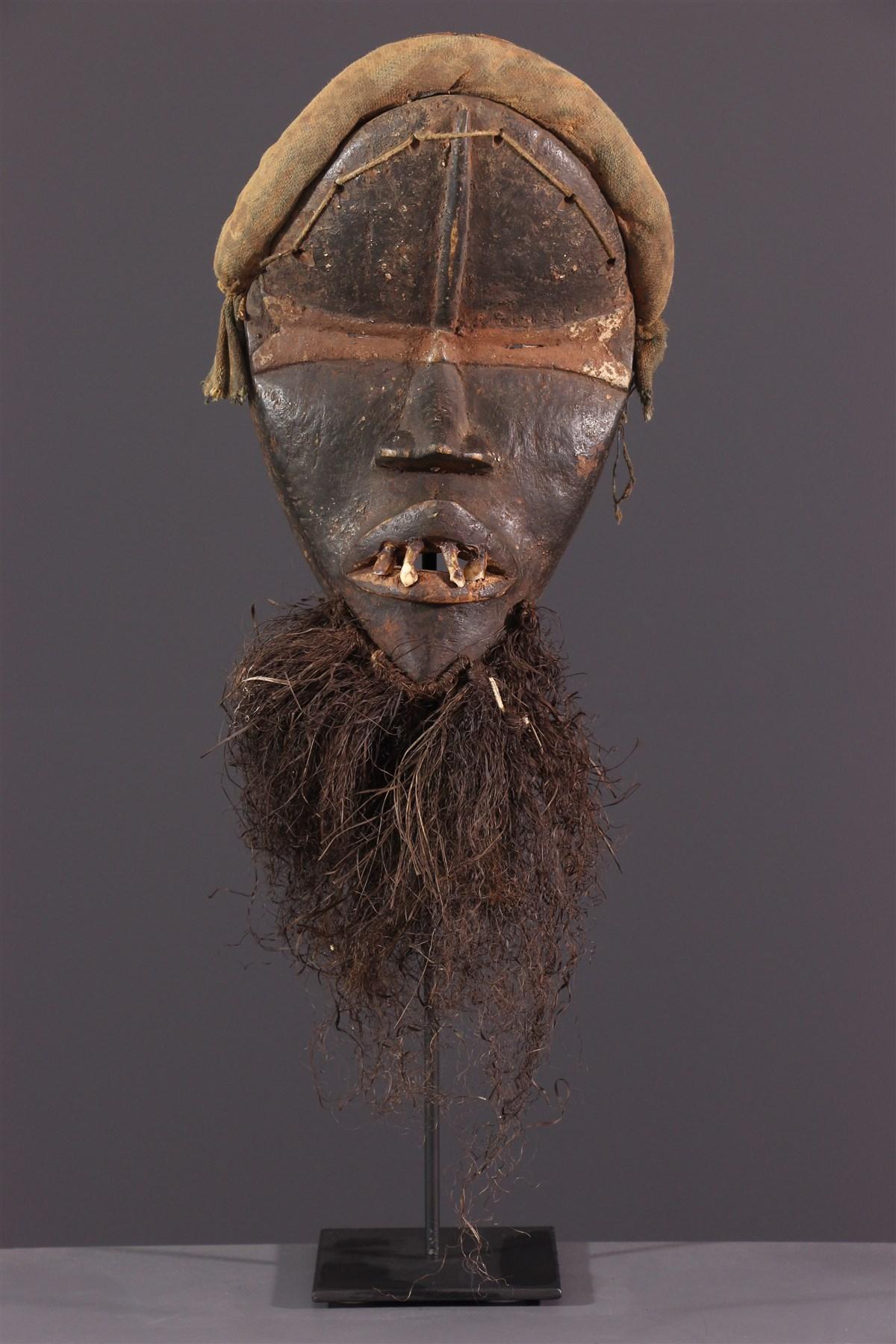 Masque Zei-ge Dan-Mano - Art africain