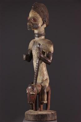 Autel de cavalier Yoruba