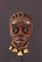 Masque africainMasque Dan Zapkei ou Gunye ge