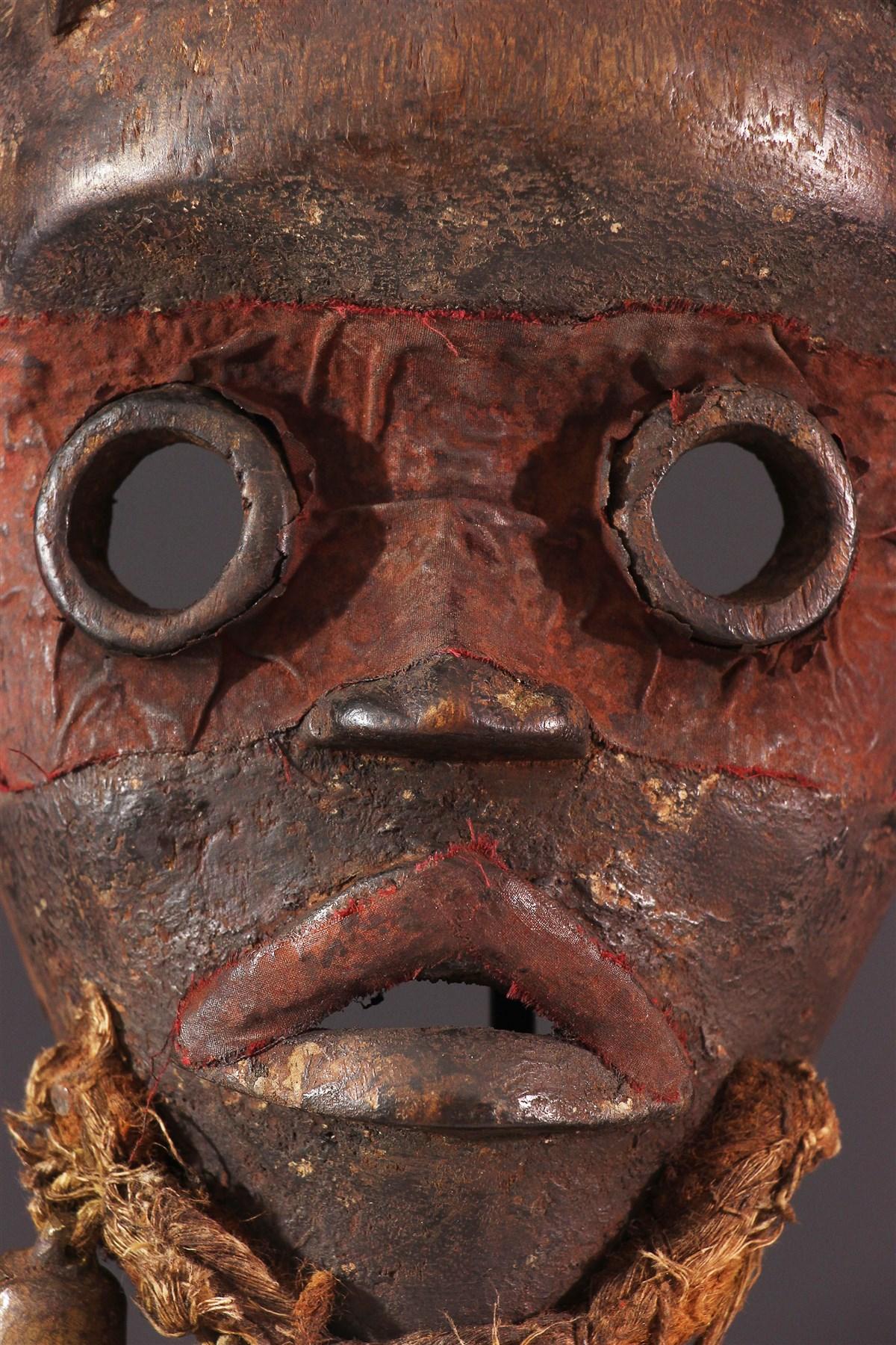 Masque Dan Zapkei ou Gunye ge  - Art africain