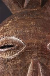 Masque africainMasque Buyu Basikasingo