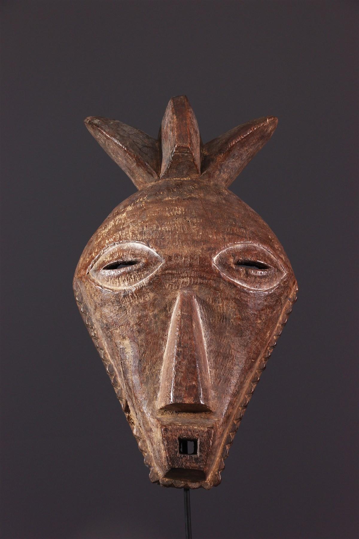 Masque Buyu Basikasingo  - Art africain