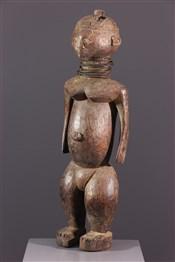 Statues africainesFigure féminine Ngbaka