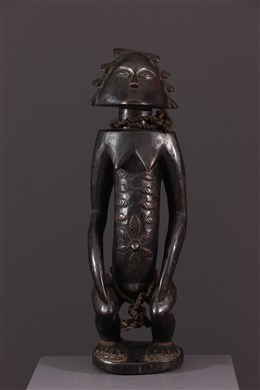 Statue Luba/Shankadi