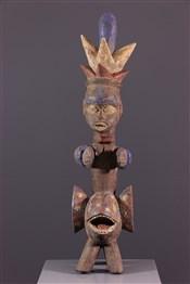 Statues africainesStatue Iphri Urhobo / Isoko
