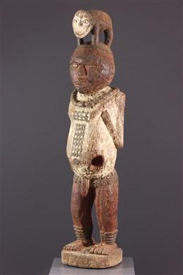 Figure totémique Kuyu