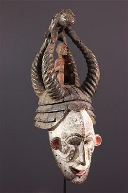 Masque Igbo Agbogo Mmwo
