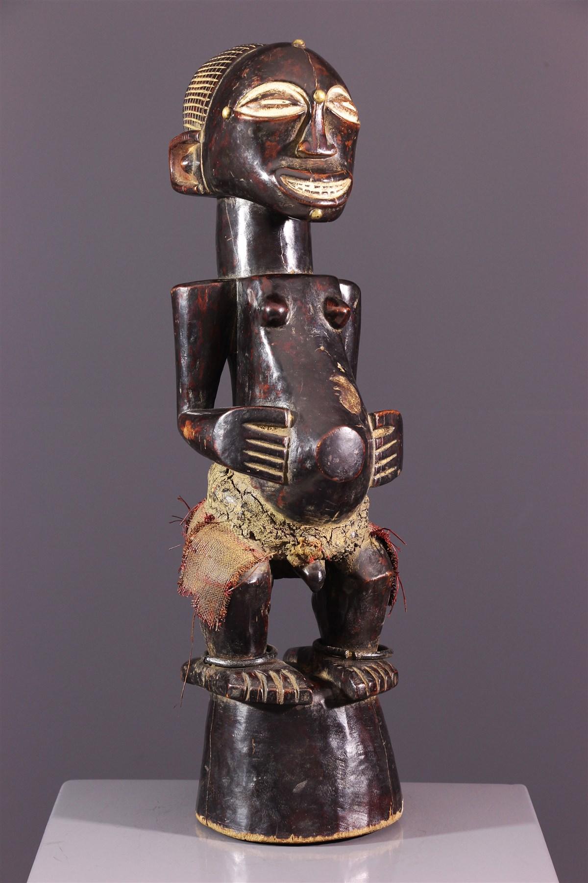 Statue africaine Songye - Art africain