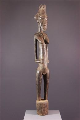 Figure féminine Pombibele Senoufo