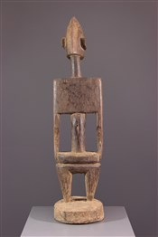 Statues africainesFigure féminine Dyonyeni Bambara