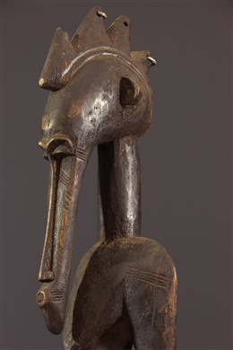 Statue africaine Pombibele Senoufo