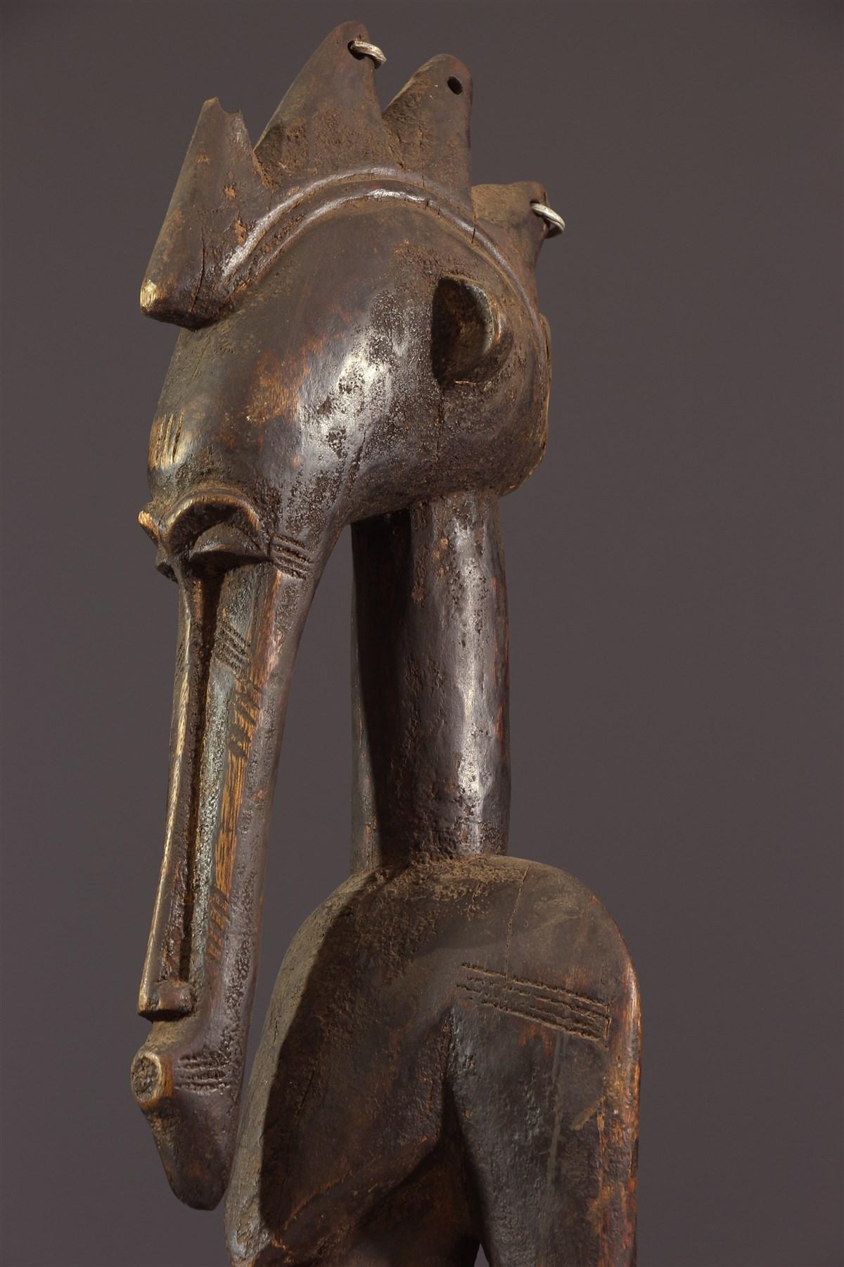 Statue africaine Pombibele Senoufo - Art africain