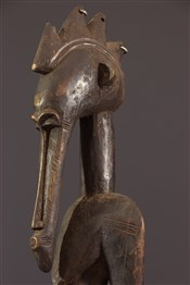 Statues africainesStatue africaine Pombibele Senoufo