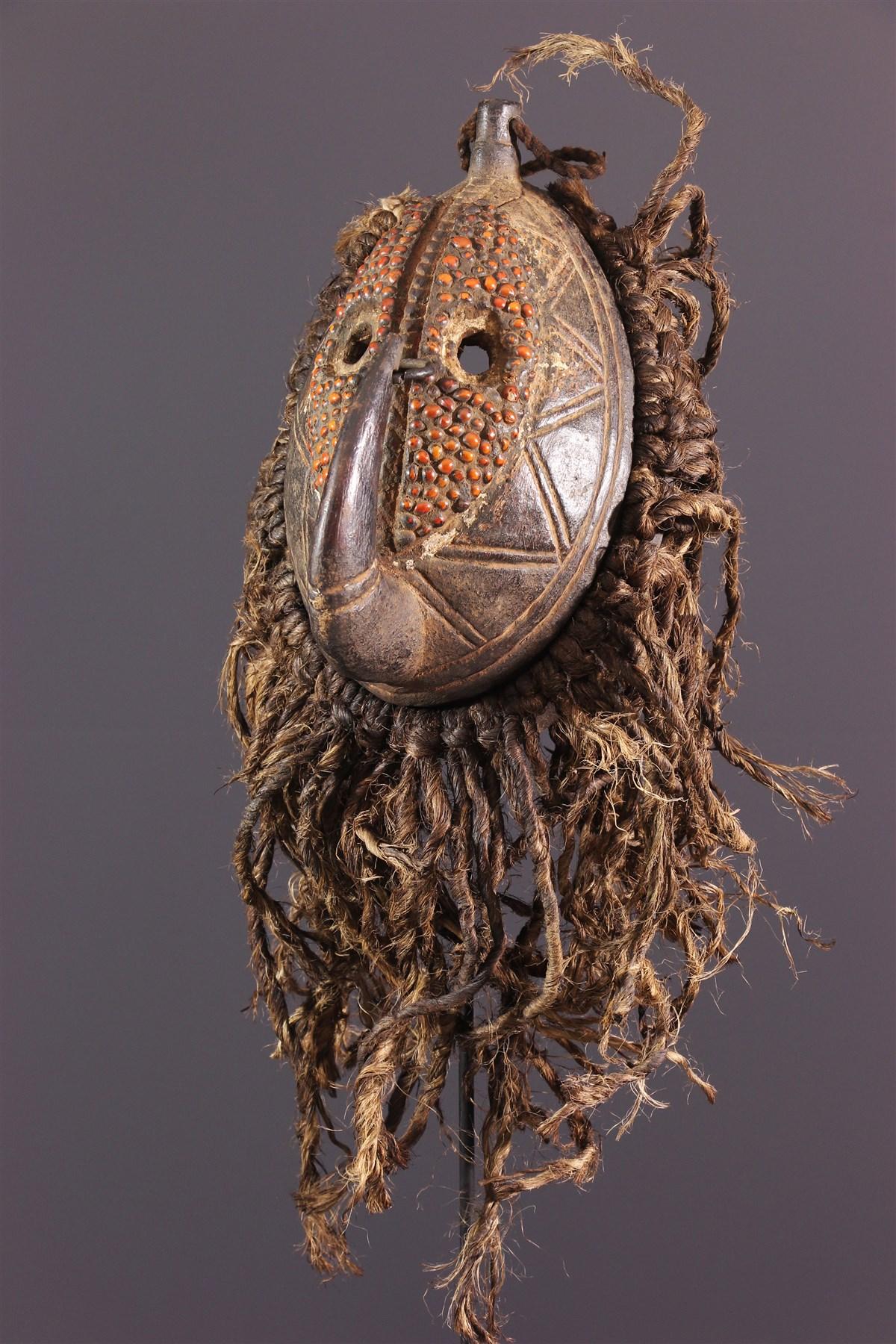 Masque facial  Mossi - Art africain