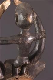 MarionnettesMasque Ligbi/Djimini du Dô Siginkuru-Ayna