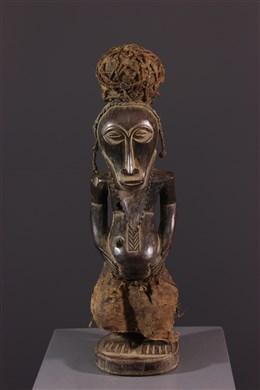 Statue d ancêtre Bembé/Bassikasingo