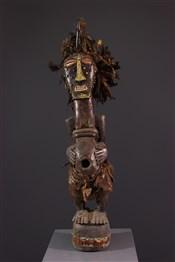 Statues africainesStatue Kalebwe Songye