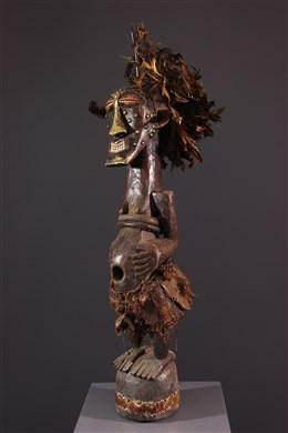 Statue Kalebwe Songye