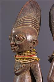 Statues africainesStatuettes Ere Ibeji