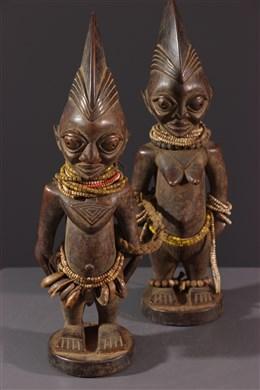 Statuettes Ere Ibeji