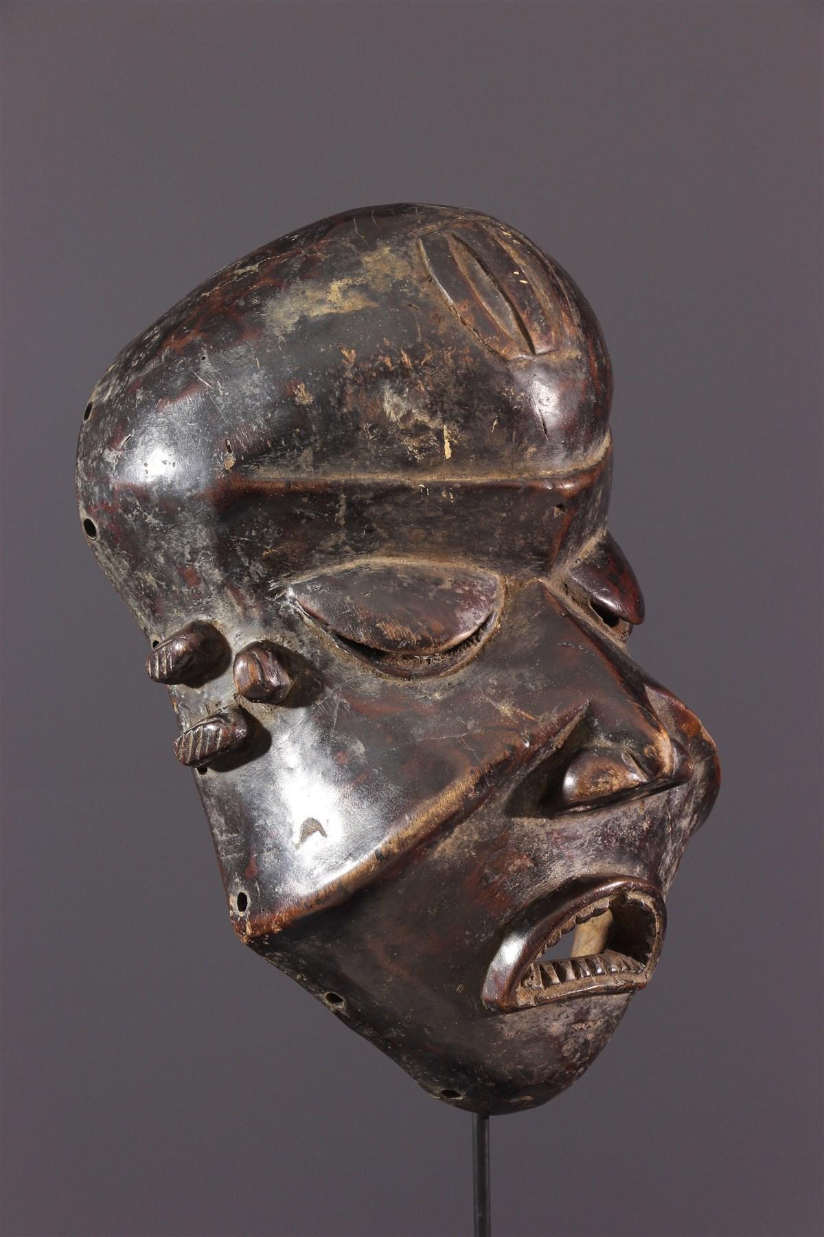 Masque Pende Mbuya - art primitif