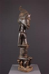 Statues africainesStatue Asie Usu Baoulé